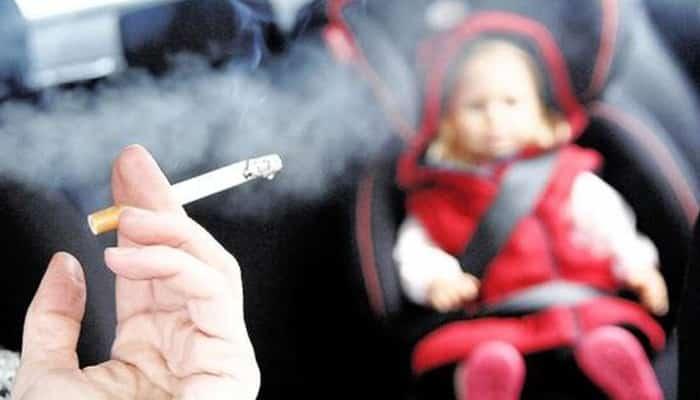 6 Alasan Mengapa Jangan Merokok Dekat Anak