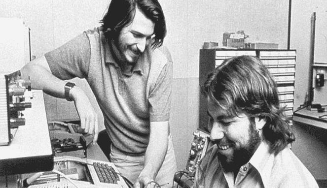 Pendiri Apple: Steve Jobs Sebenarnya Gaptek