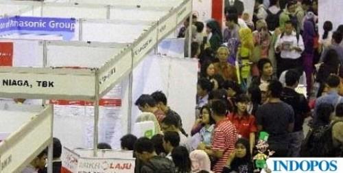Tingkat Pengangguran Sarjana di Indonesia Terus Naik