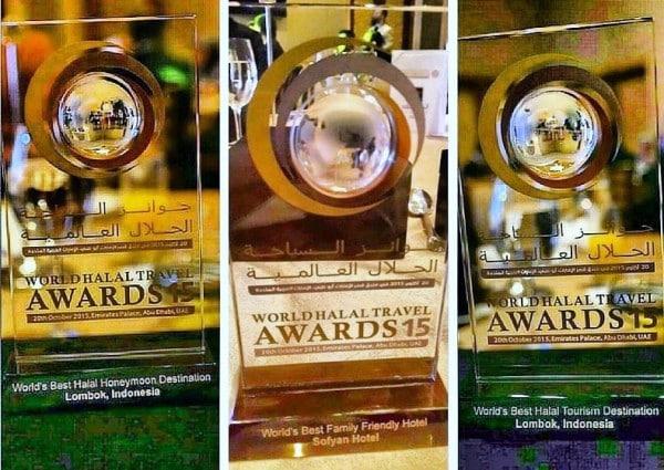 Indonesia Raih Tiga Penghargaan Pariwisata Halal