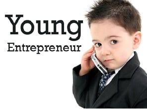 Bangunlah Bisnis di Usia Muda