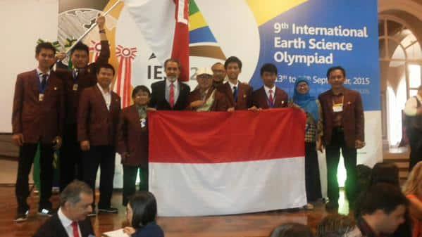 Empat Pelajar SMA Harumkan Indonesia di Brazil