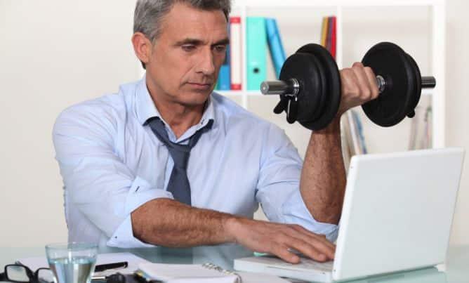 Cara Menjaga Tubuh Tetap Ideal bagi Pekerja yang Sibuk