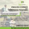 English Corner with Overseas Teacher