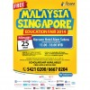 Malaysia-Singapore Education Fair 2014 By ICAN Education Consultant