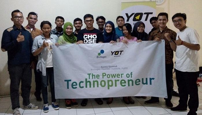 YOTBekasi - The Power Of Technopreneur