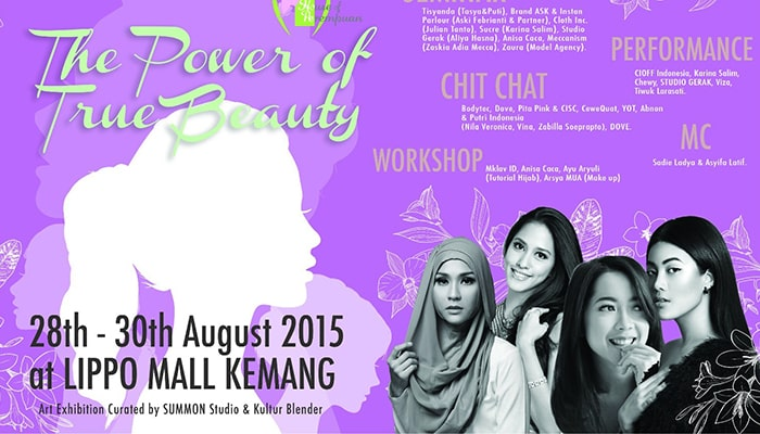 The Power Of True Beauty oleh House of Perempuan(HOPE)