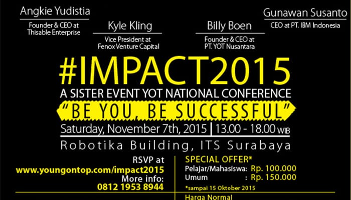IMPACT2015 Surabaya
