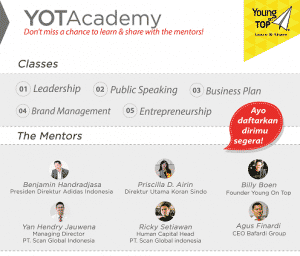 YOTAcademy | Learn From The TOP