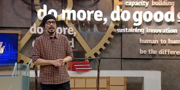 Belajar Socio-preneurship di Big Bang! Show Kompas TV bersama Andy F Noya