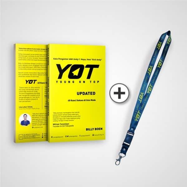 YOT Updated + Lanyard