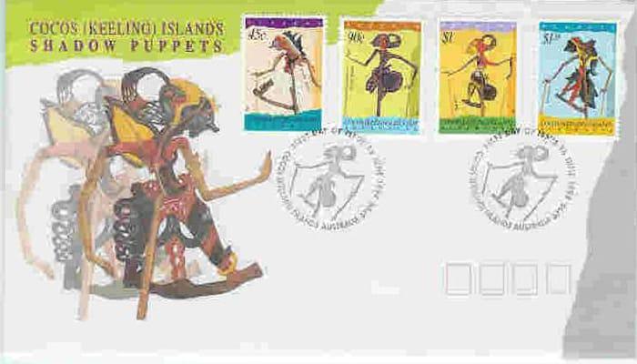 Cocos Islands.. Darah Daging Indonesia