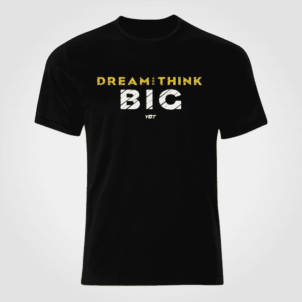 Kaos Dream and Think Big