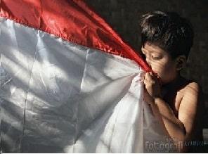 Meningkatkan jiwa Nasionalisme