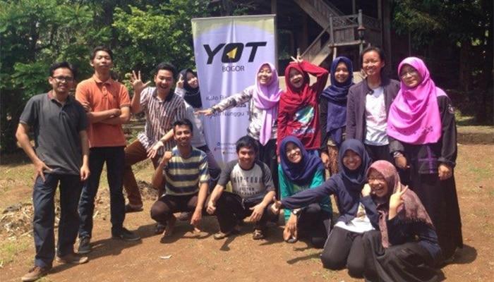 YOT Bogor - Team Building