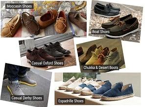 Pilihan Jenis Sepatu Untuk Mahasiswa