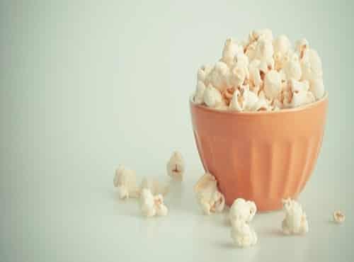 Tips Membuat Popcorn Seenak di Bioskop