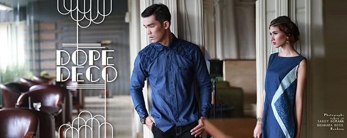 Merek Indonesia di Hong Kong Fashion Weeks