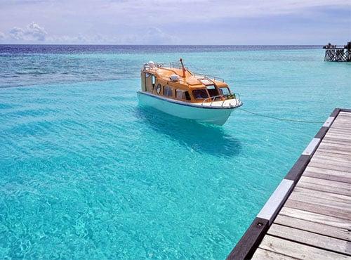 Indahnya Pulau Maratua