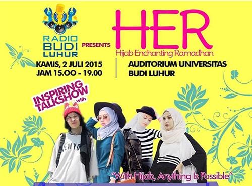 """Her"" Hijab Enchanting Ramadhan"