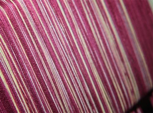 Indahanya kain tenun khas Baduy