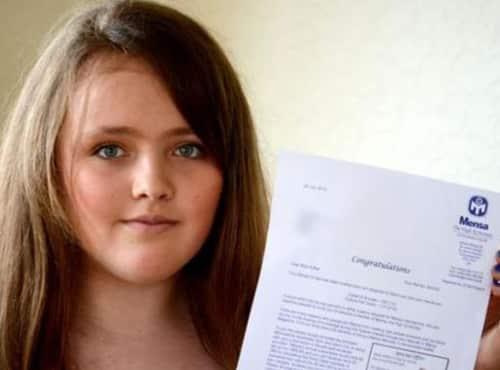 Gadis 12 Tahun Ini Kalahkan Kejeniusan Einstein dan Hawking
