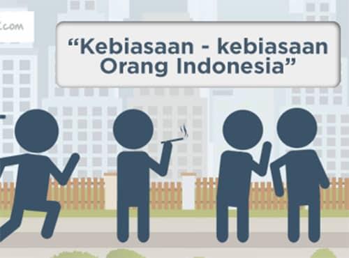 "20 Kebiasaan Orang Indonesia yang Bakal Bikin Kamu Bilang ""Iya Ya"