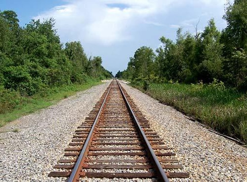 Rel Kereta Pertama Papua