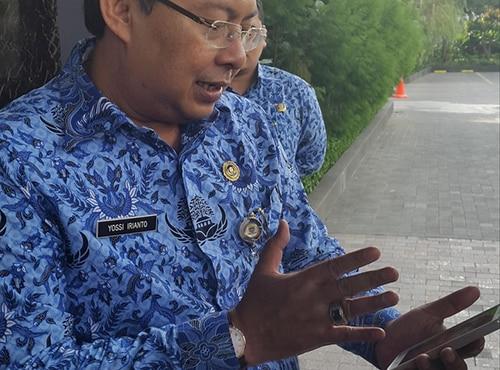 Rapat Wali Kota dan Kepala Dinas Kini Cukup via What'sApp