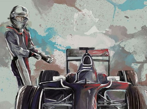 F1 untuk Rio Haryanto