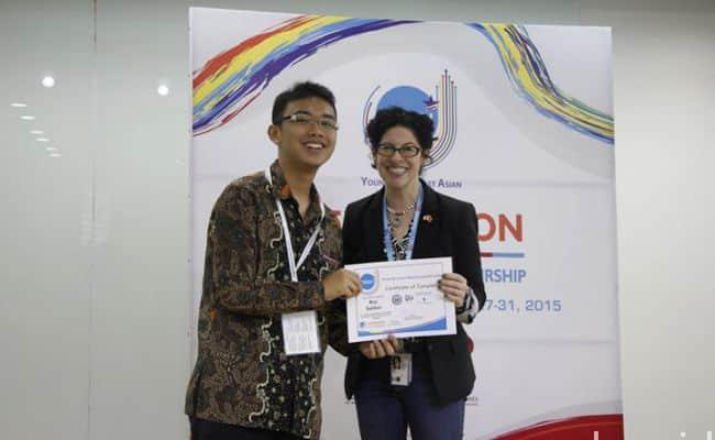 Aplikasi Buatan Mahasiswa Unpad Menang di YSEALI Generation: Power of Entrepreneurship