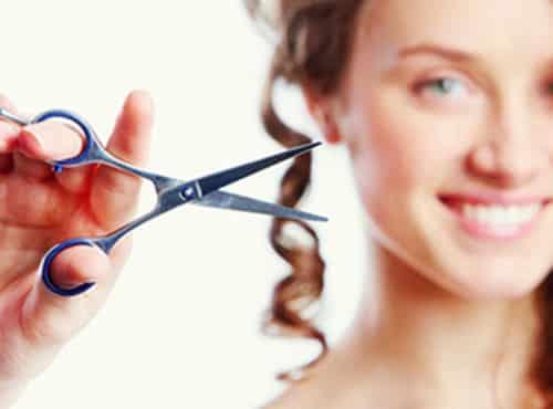 Tips Agar Tidak Salah Potong Rambut