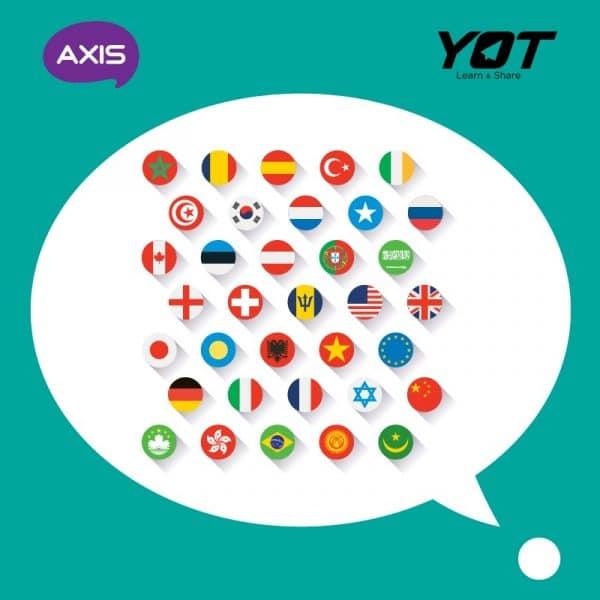 Tips Lancar Bahasa Asing