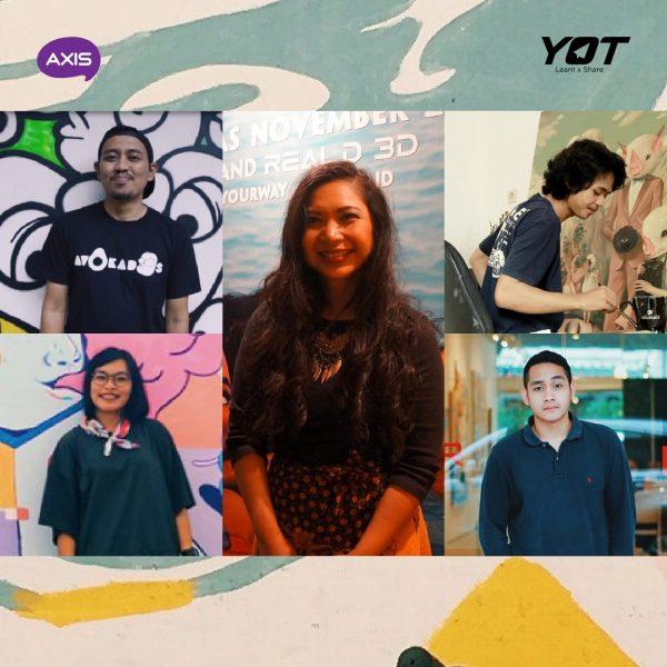 Seniman Muda Indonesia yang Mendunia
