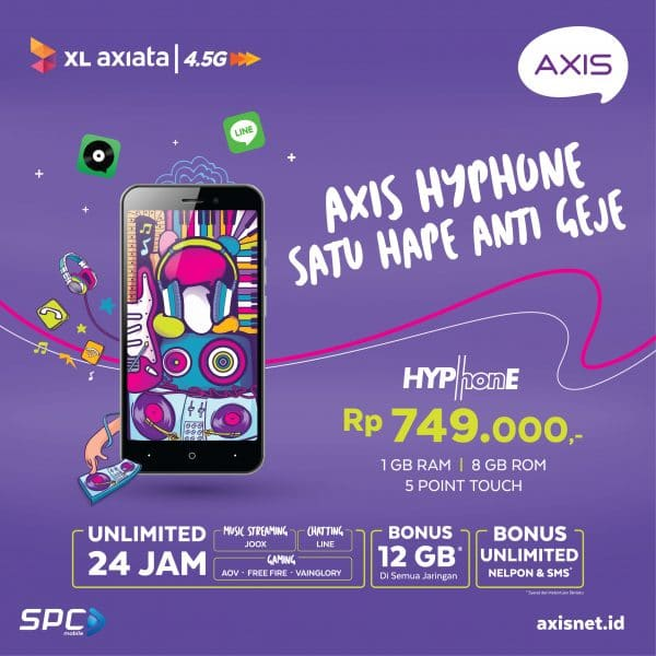 AXIS HYPHONE
