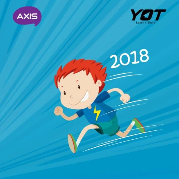 Go for the Extra Mile di 2019!