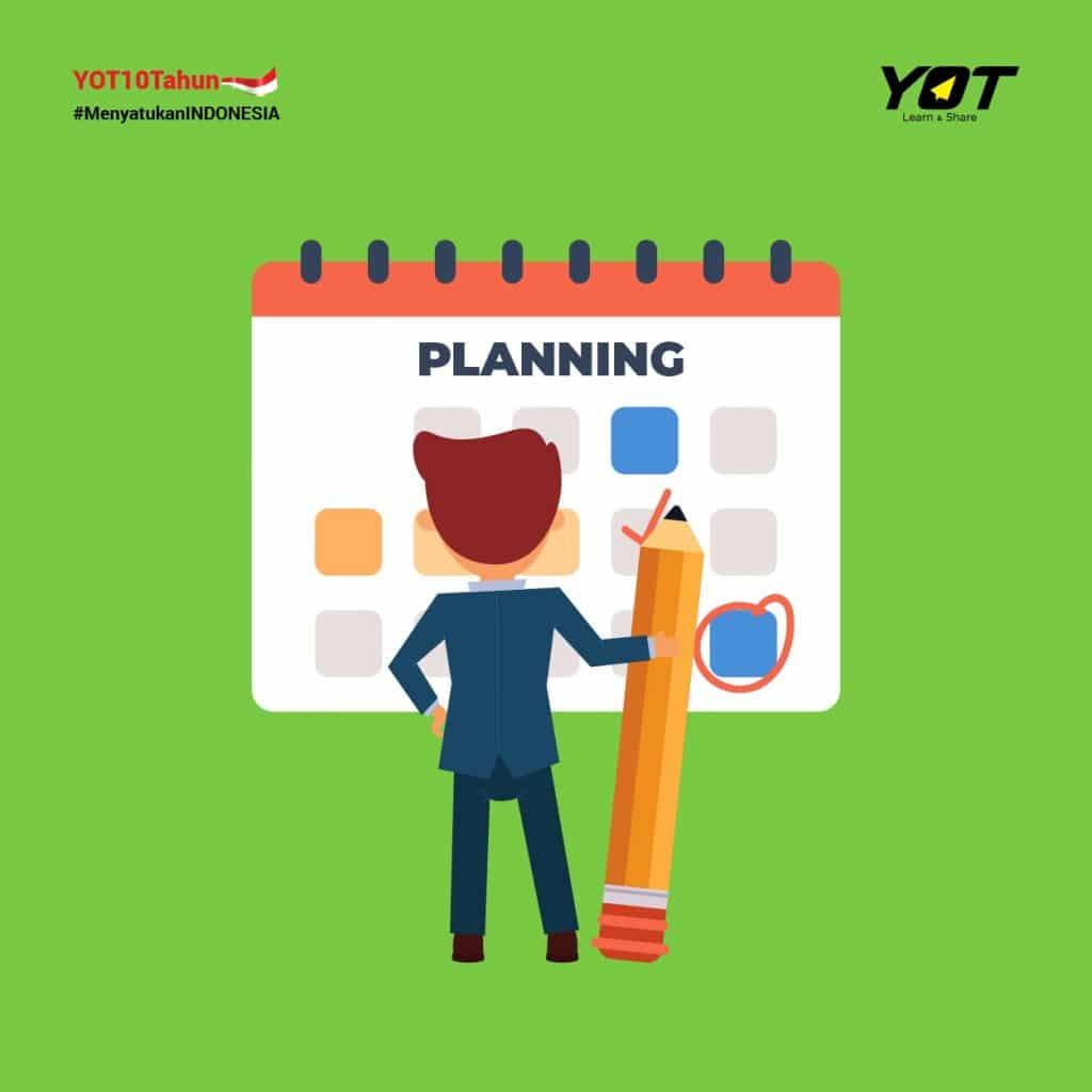 Langkah Membuat Rencana Pengembangan Diri