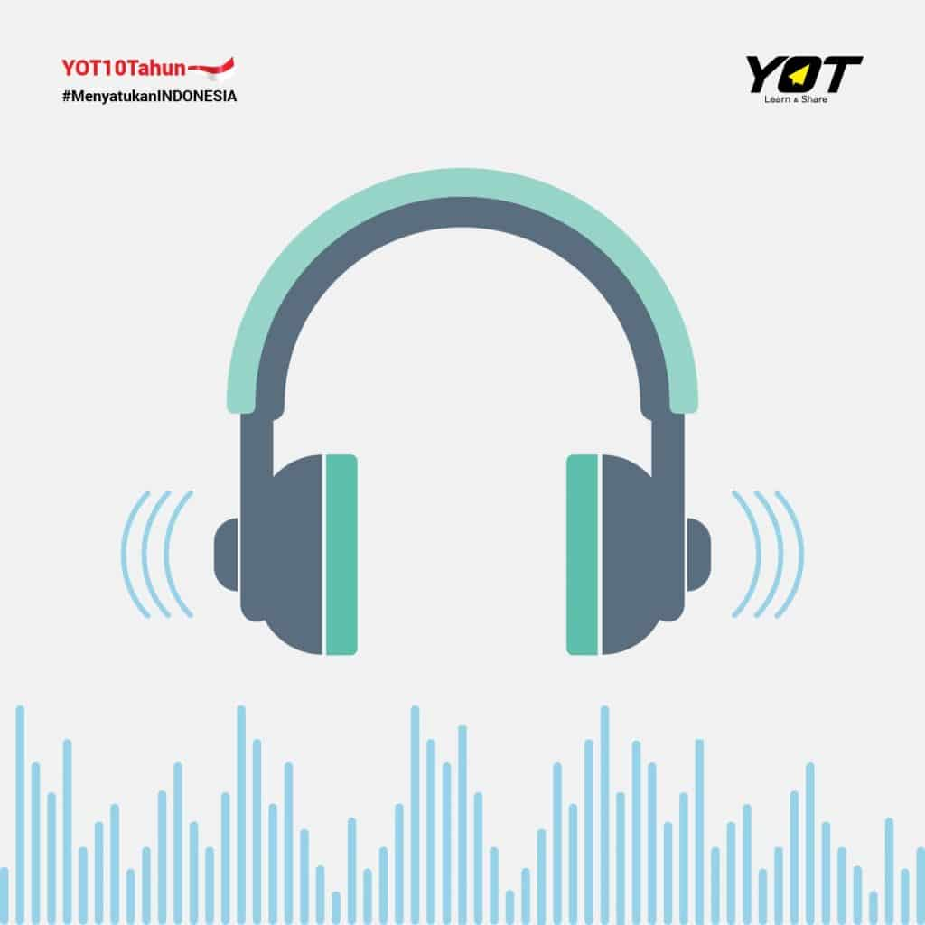 Rekomendasi Podcast Lokal Inspiratif