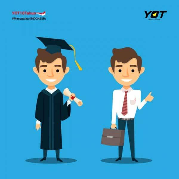 Tips Seimbang Menjalani Kuliah Sambil Bekerja