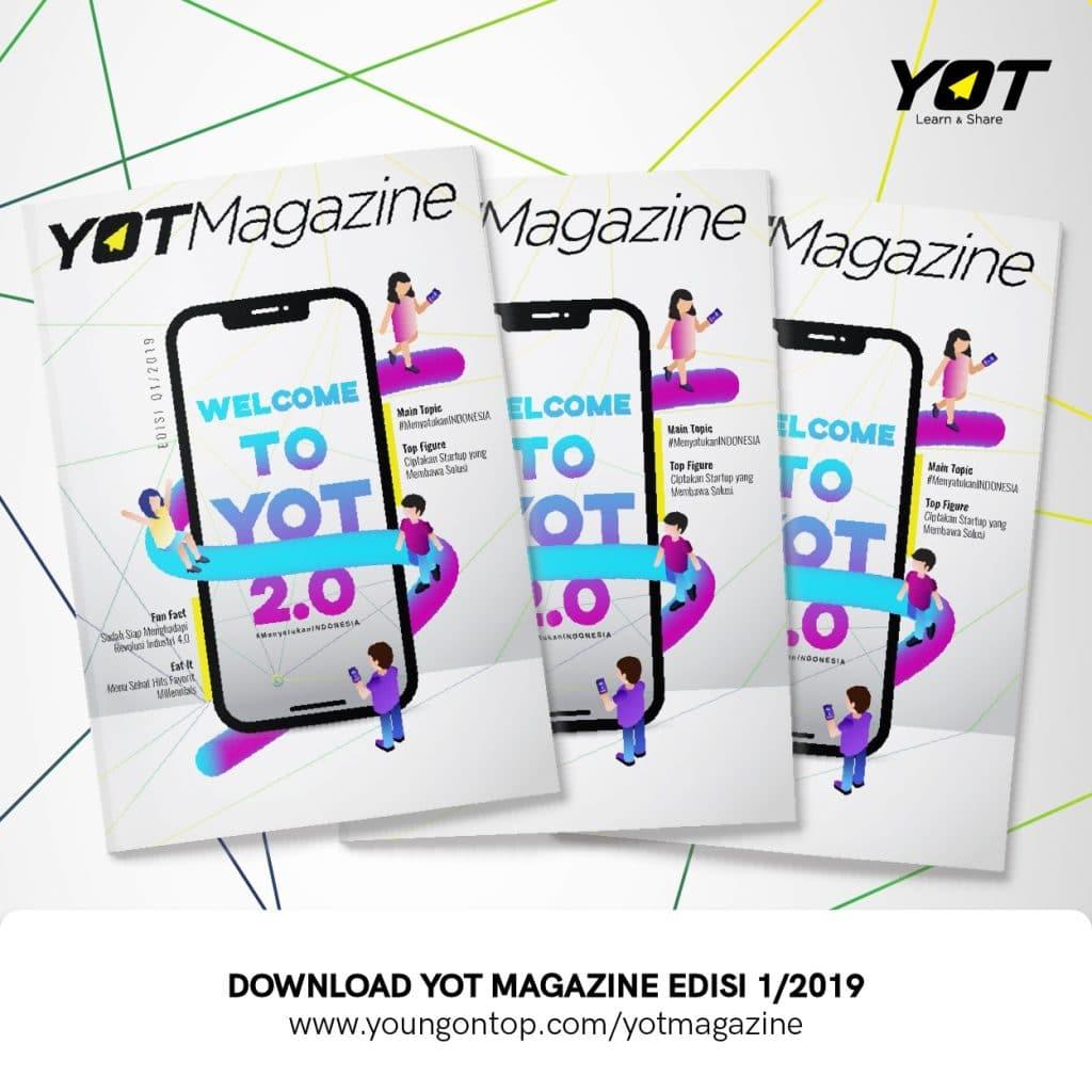 YOTMagazine Januari 2019