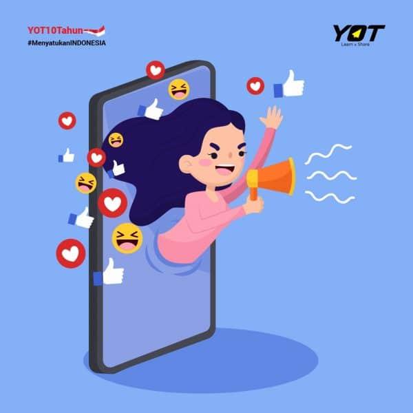 Berbagai Tipe Netizen di Indonesia, Kamu yang Mana Nih