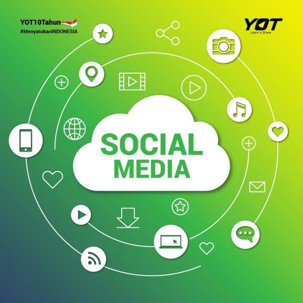 Pekerjaan di Media Sosial untuk Kamu si Generasi Millennial