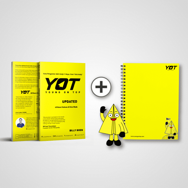NOTES YOTIE + BUKU