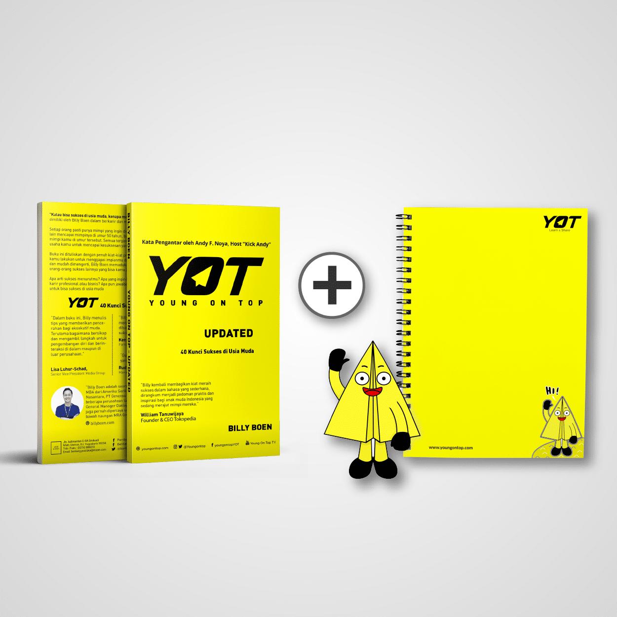 NOTES YOTIE + BUKU