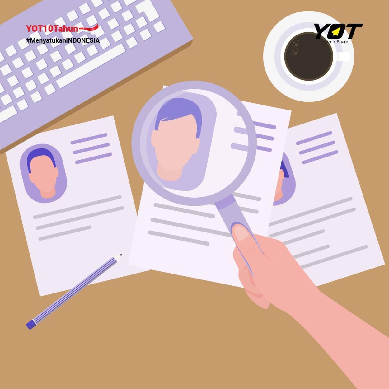 Pakai Font Ini Supaya CV Kamu Dilirik Sama HRD