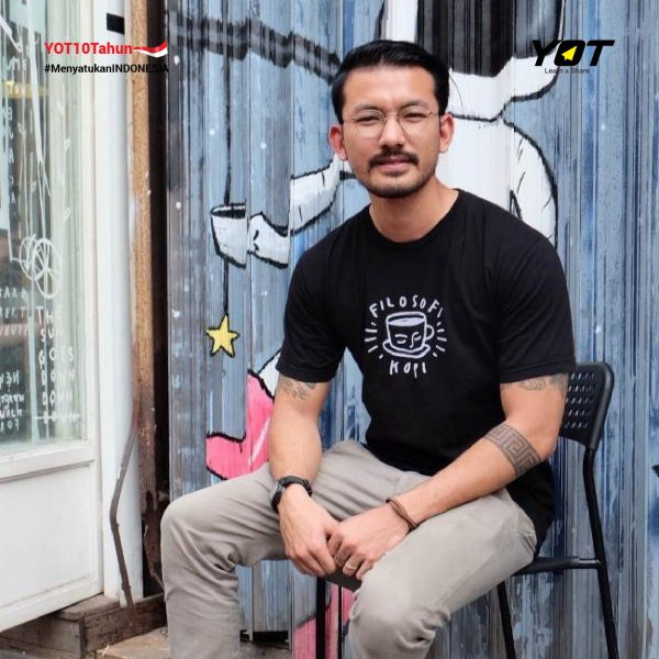Rio Dewanto Kreativitas Lahir dari Spirit Kolaboratif dan Kolektif