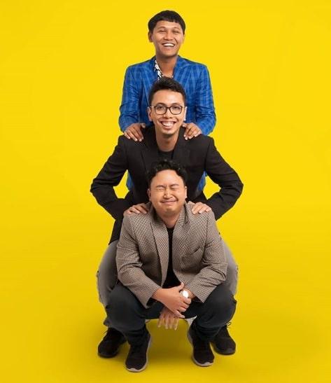 Agung Bezharie, Harya Putra, Sofian Hadiwijaya - Warung Pintar - Forbes