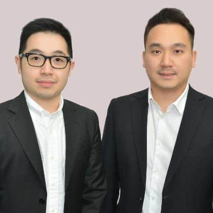 Archie Carlson dan Sugito Alim - Stickearn - Forbes