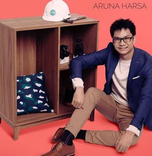 Aruna Harsa - Dekoruma - Forbes