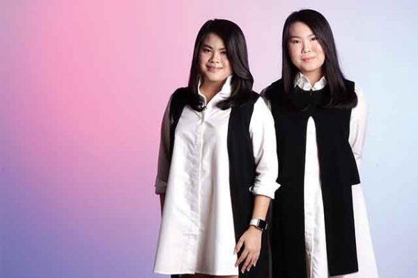 Sabrina Bensawan dan Elena Bensawan - Saab Shares - Forbes